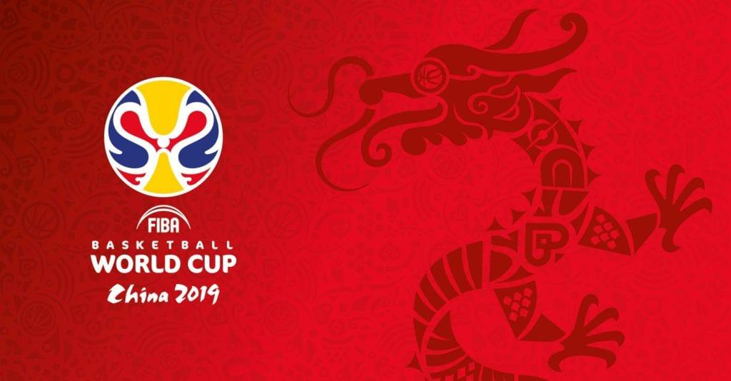 Okładka do MŚ w koszykówce w Chinach 2019