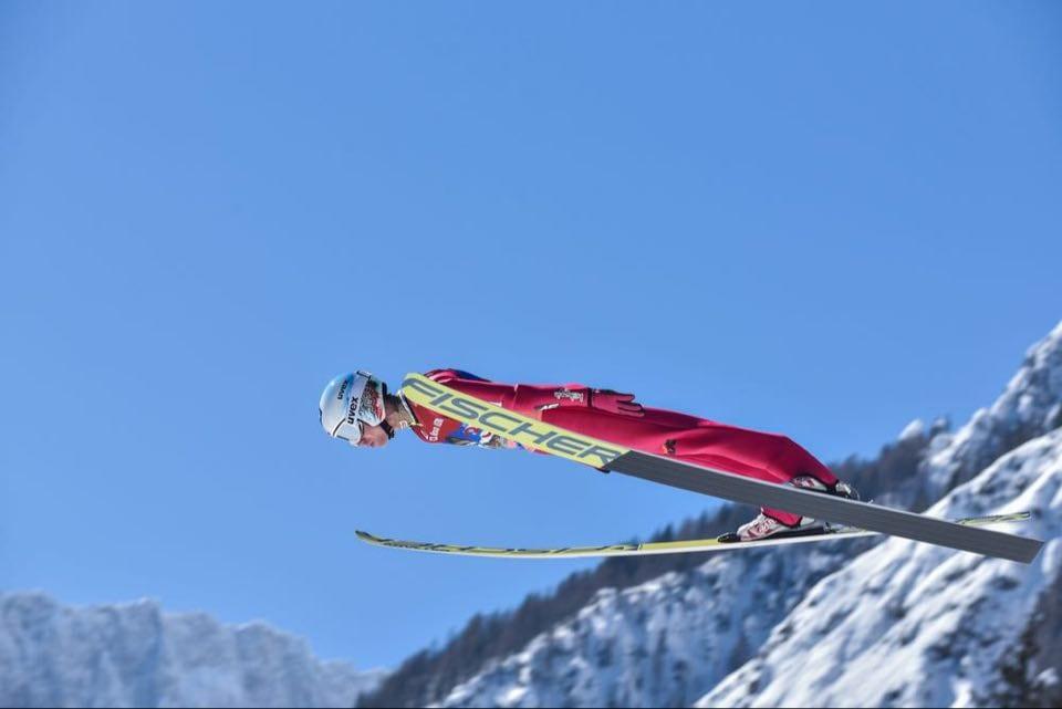 Skoki narciarskie w Lublinie: Tumy na Krokiewce (wideo