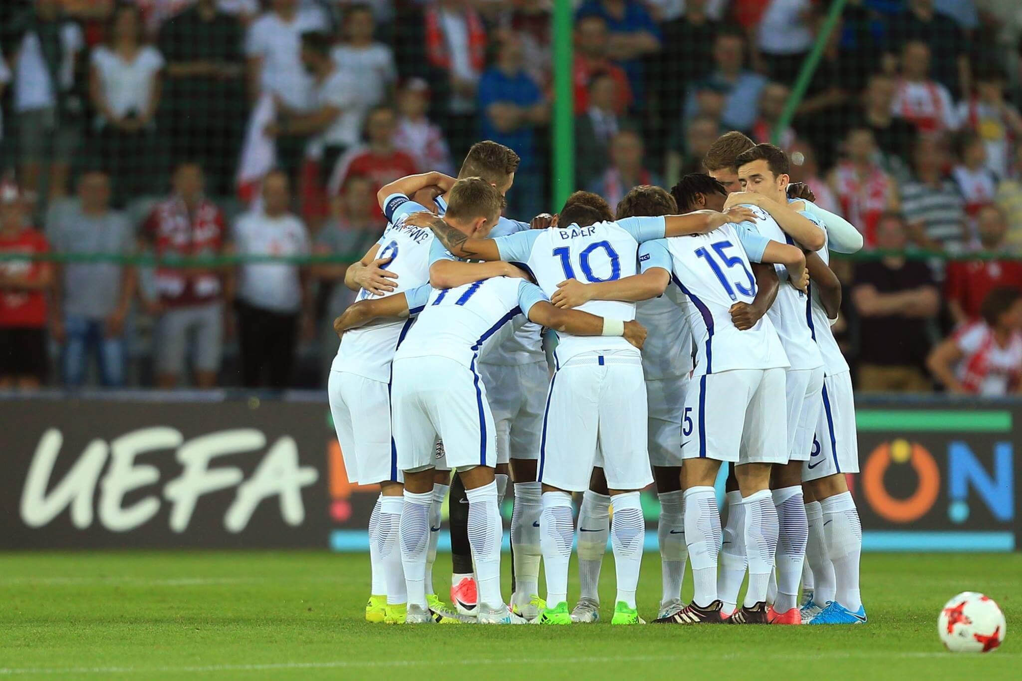 Reprezentacja Anglii U21
