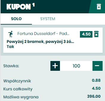 Kupon na 13.03. Bundesliga