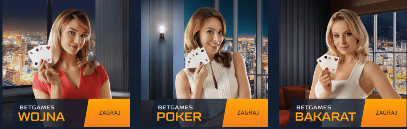STS z BET GAMES