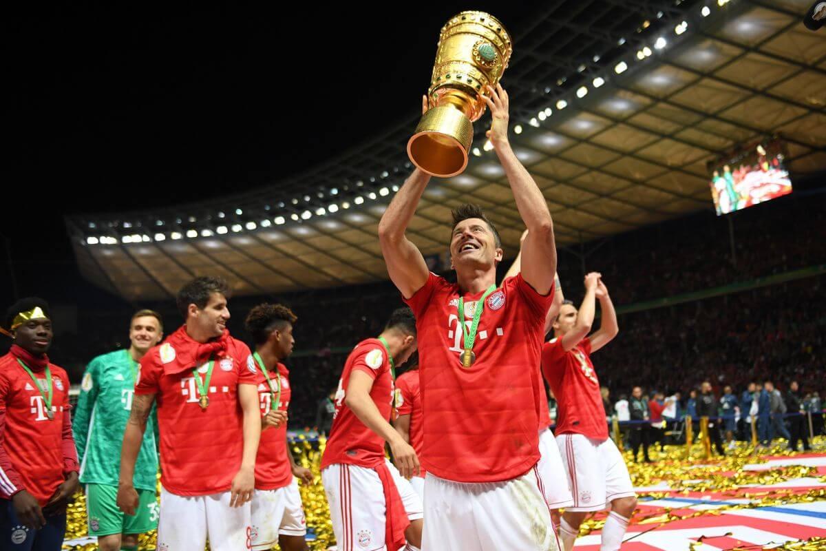 Robert Lewandowski Bayern München