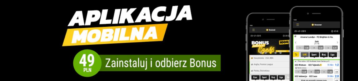 Aplikacja mobilna Totolotka na bonus