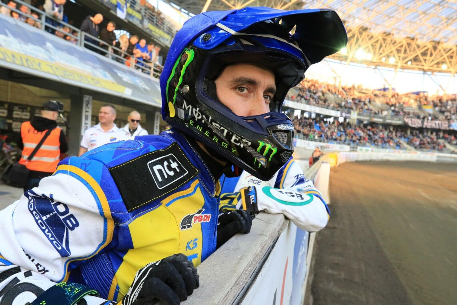 Chris Holder żużel