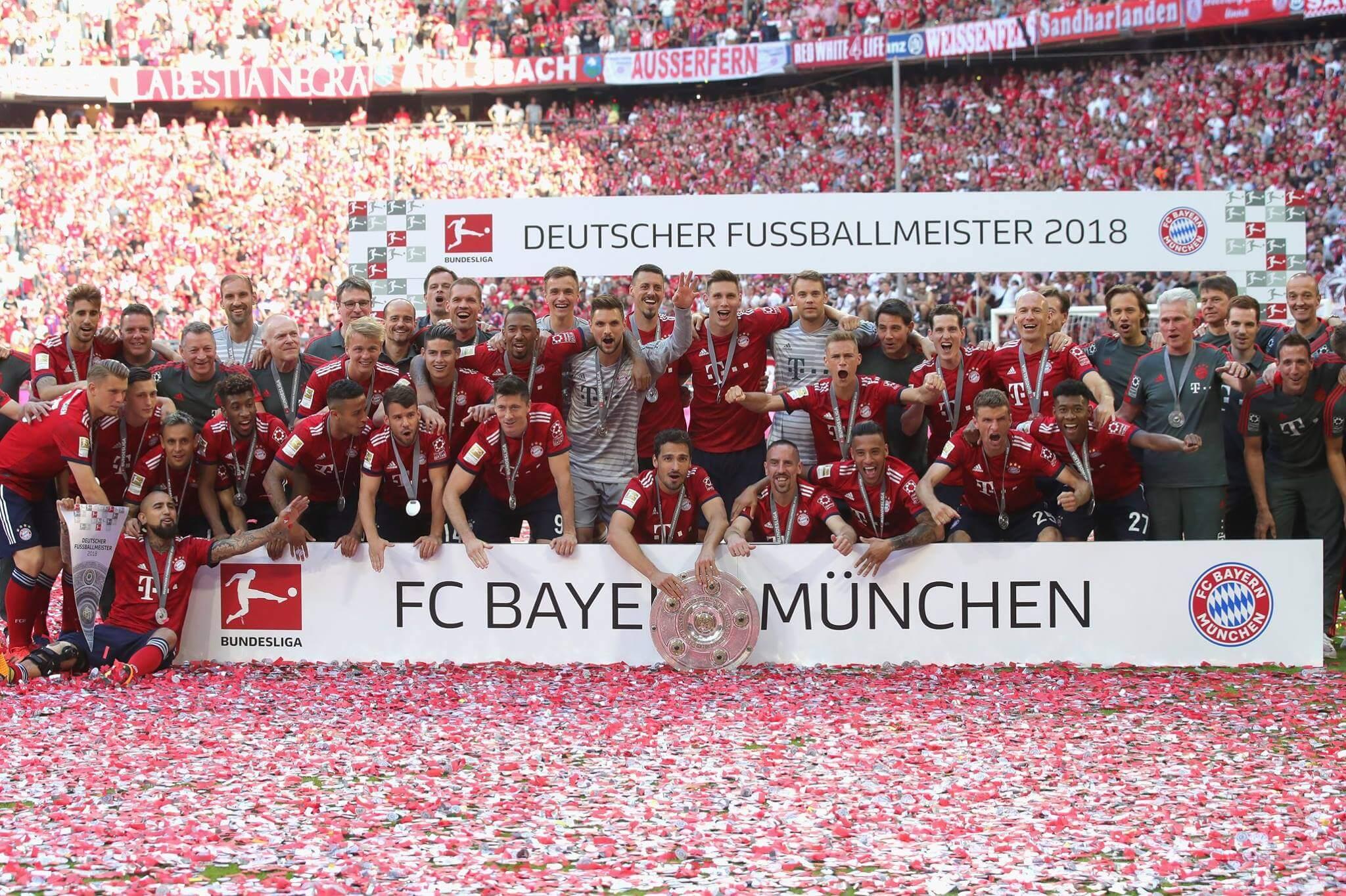 Mistrz Bayern Monachium