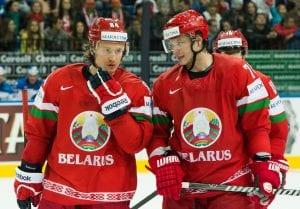 Reprezentacja Białorusi w hokeju na lodzie