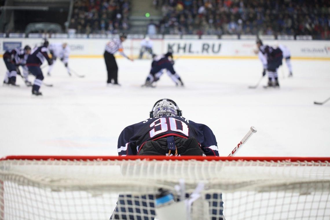 Slovan vs Mińsk KHL