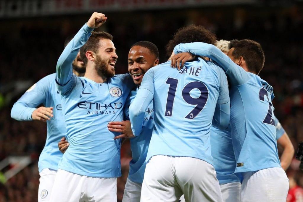 Manchester City razem