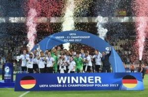 Niemcy zwycięzcy Euro U21