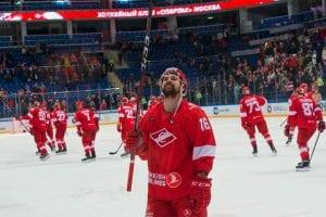 KHL Spartak Moskwa