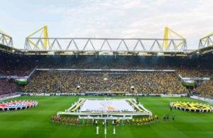 Supercup Bayern Borussia 2017