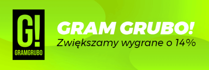 Promocja Gram Grubo