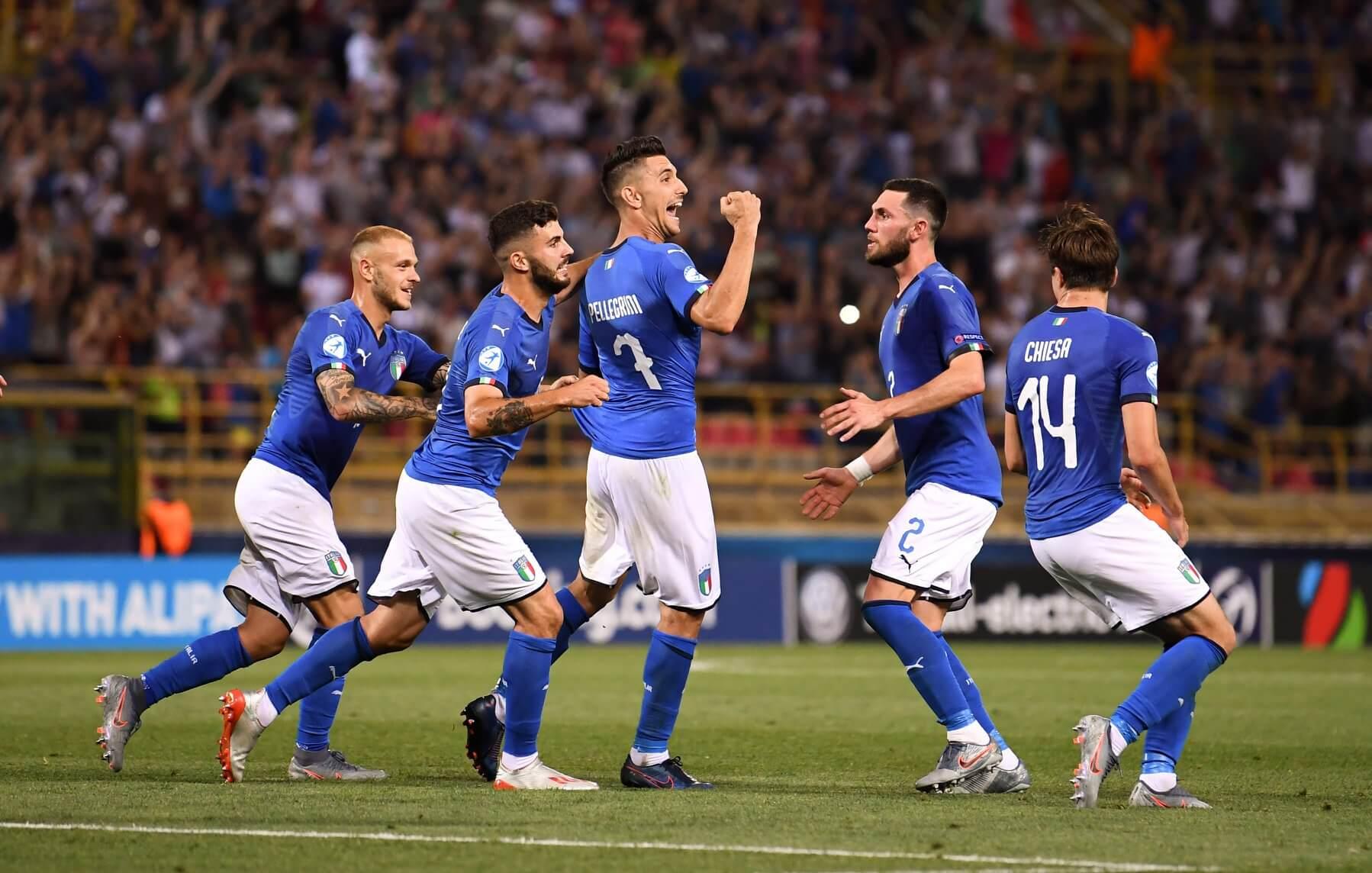 Reprezentacja Włoch EUro U21