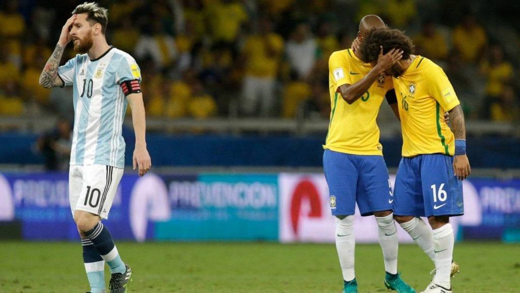 brazylia vs argentyna