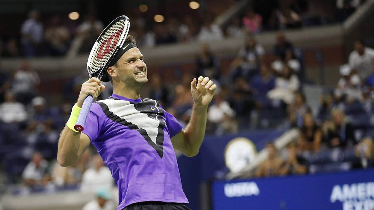 Dimitrov US Open