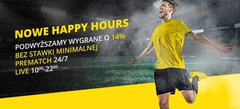 fortuna happy hours