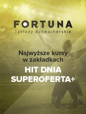 Bukmacher Fortuna z najwyższymi kursami