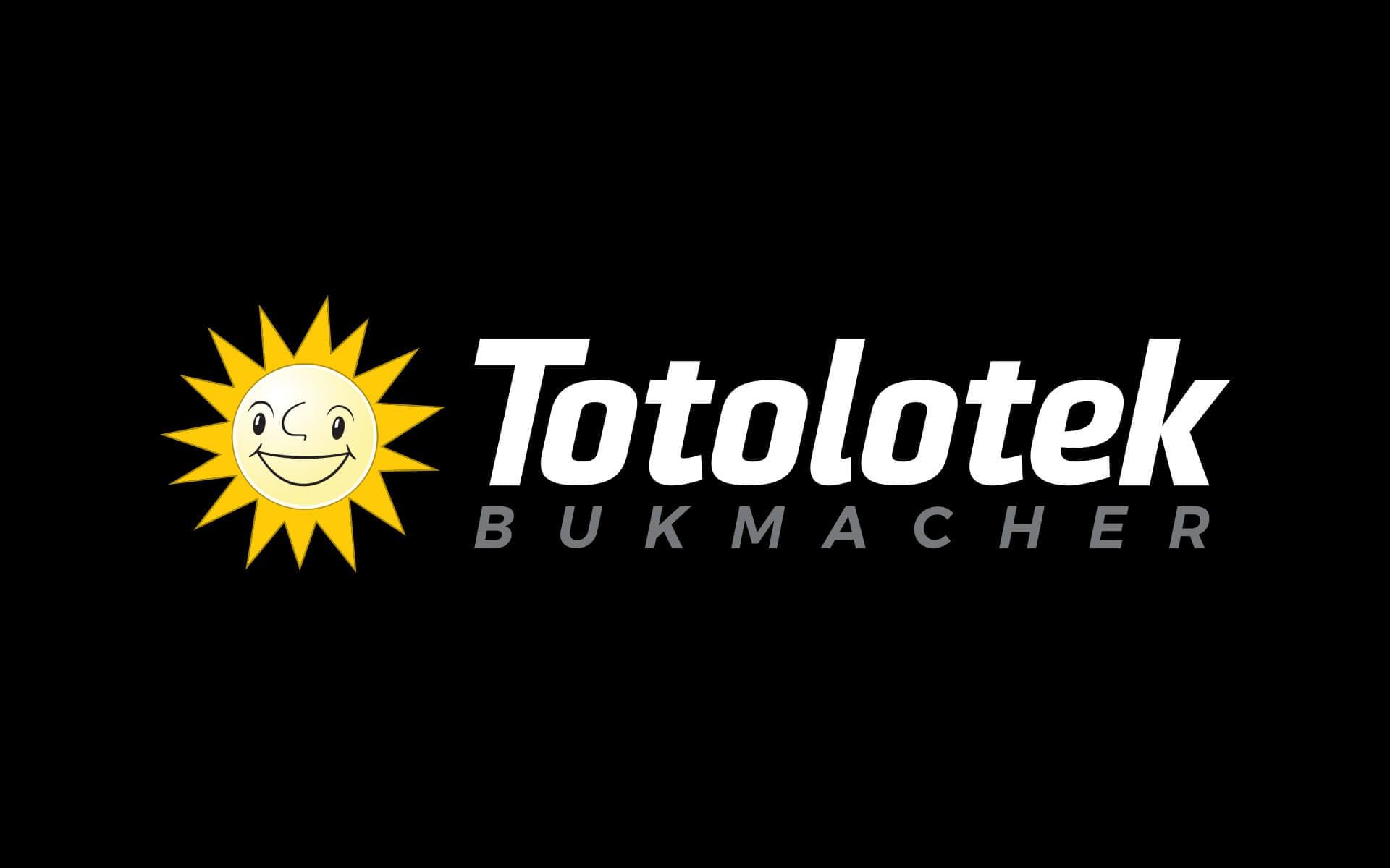 Totolotek Zakłady Bukmacherskie nowe logo