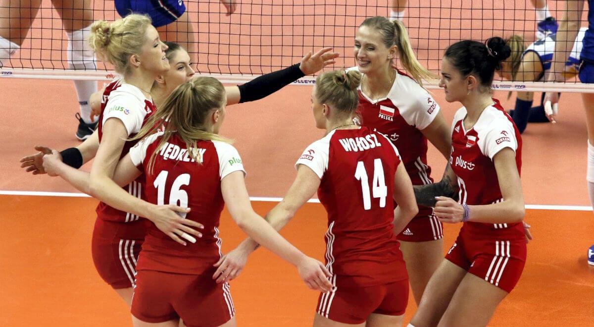 polskie siatkarki na turniej w Jiangmen