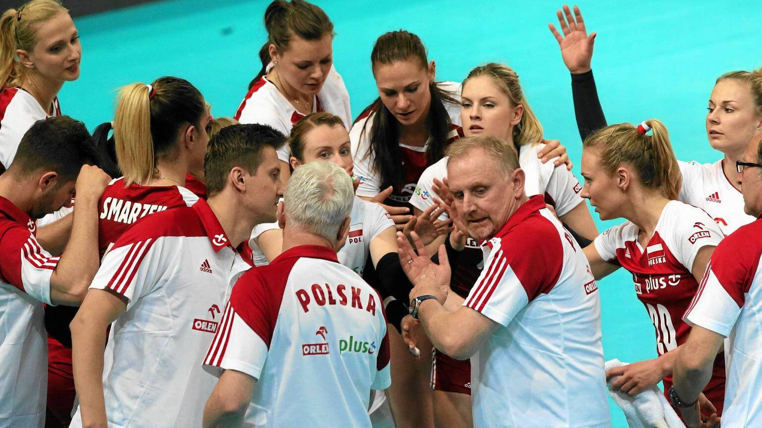 polska kadra w final six