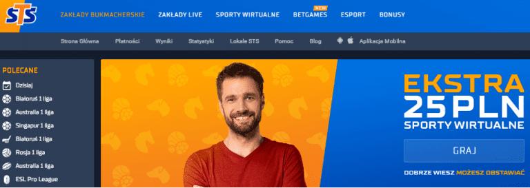 sporty wirtualne sts oferta