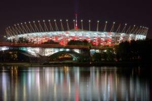 stadion narodowy - typy