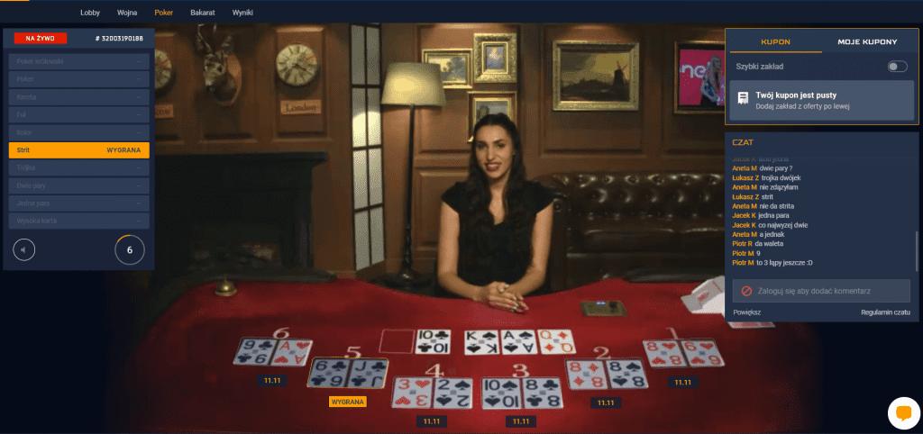 Poker w STS