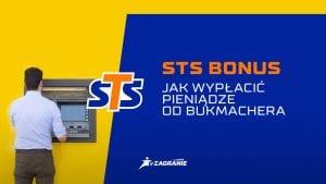 STS bonus jak wypłacić pieniądze okładka