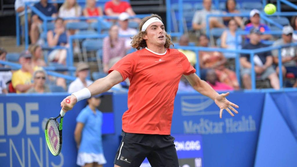 Tsitsipas - US Open