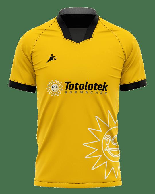 Koszulka Totolotka Zakładów Bukmacherskich