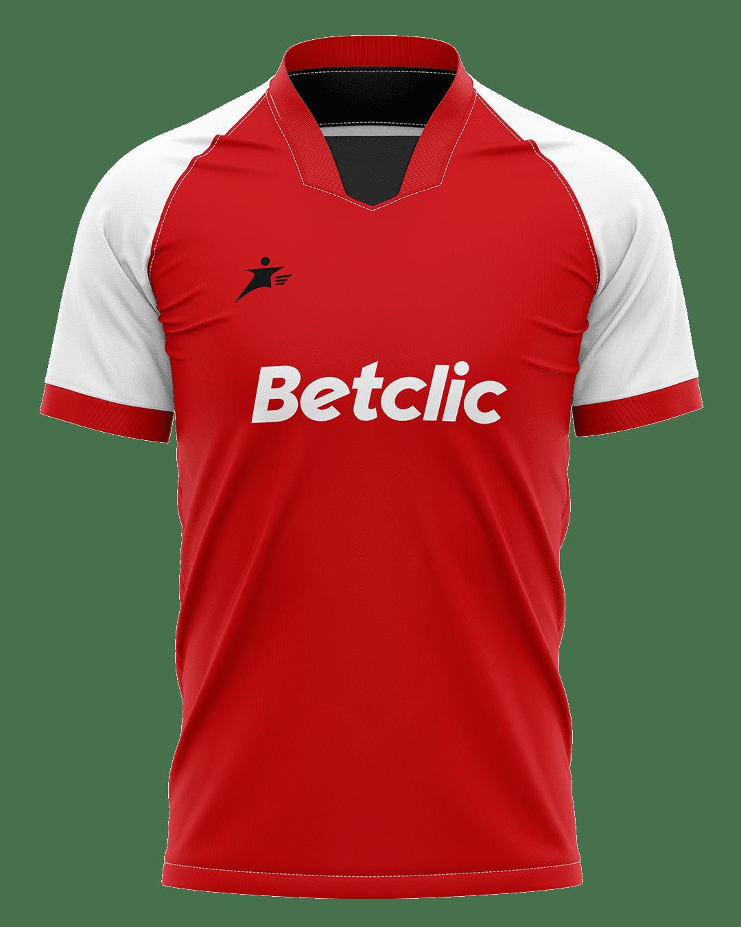 Koszulka bukmachera Betclic