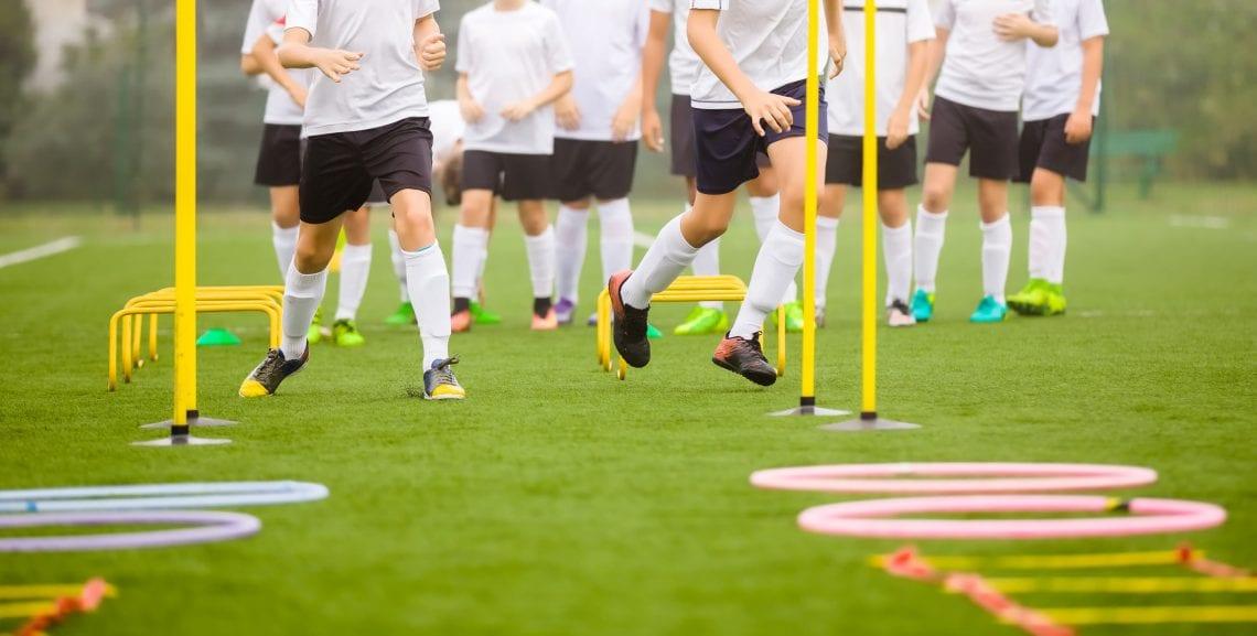 Przeszkody piłkarskie