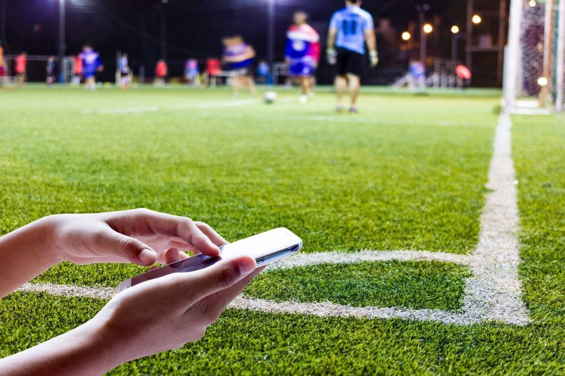 Obstawianie live mobile na piłkę nożną