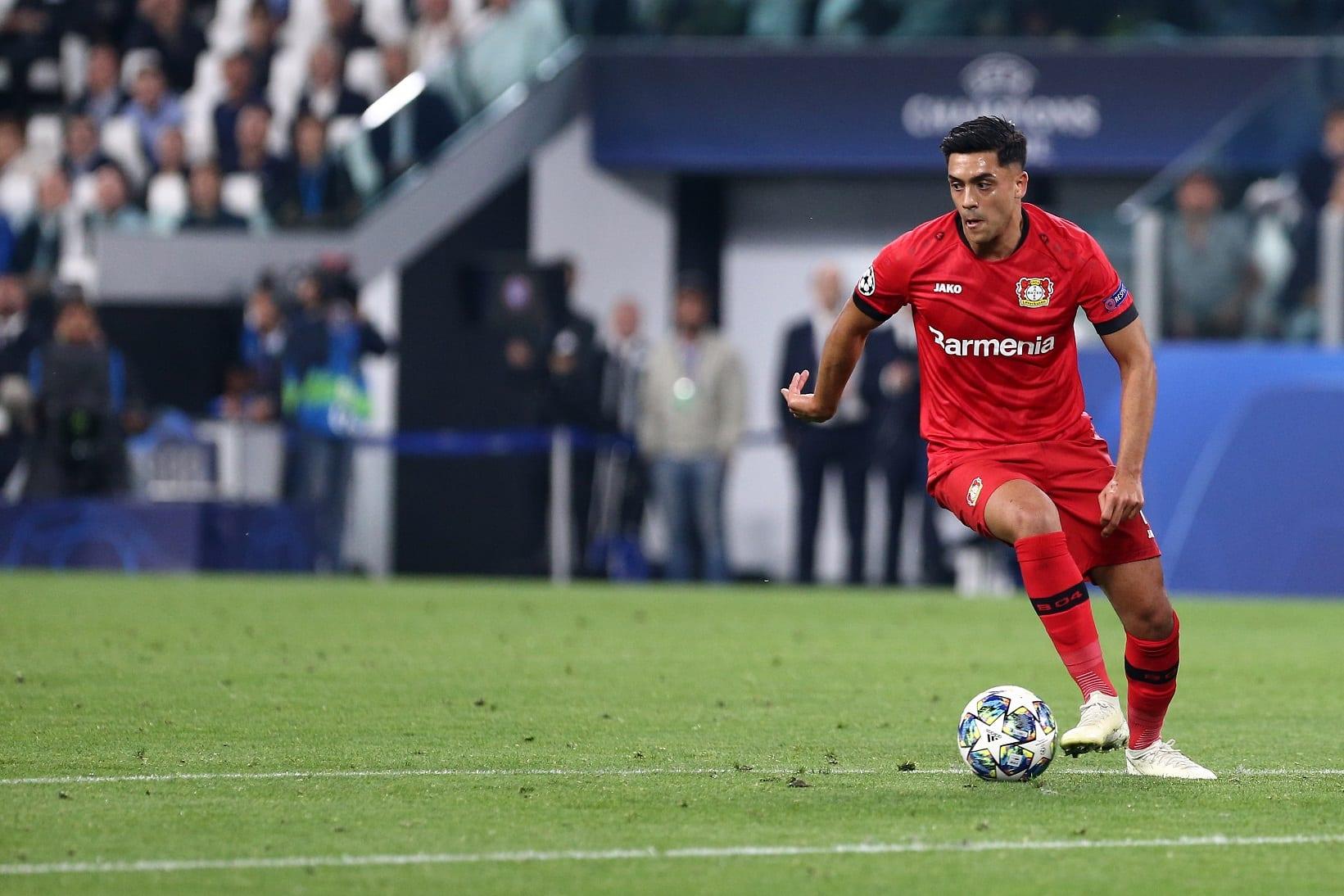 Bayer Leverkusen piłkarz Amiri