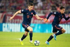 Zakłady bez ryzyka BVB vs Bayern