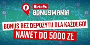 bonusmania Betclic
