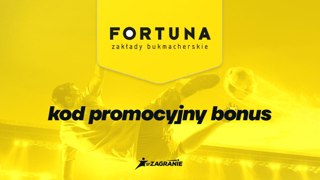 Fortuna bonus 40 PLN