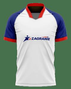Biała koszulka Zagranie