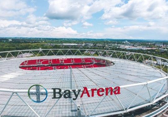 Stadion Bayeru Leverkusen BayArena