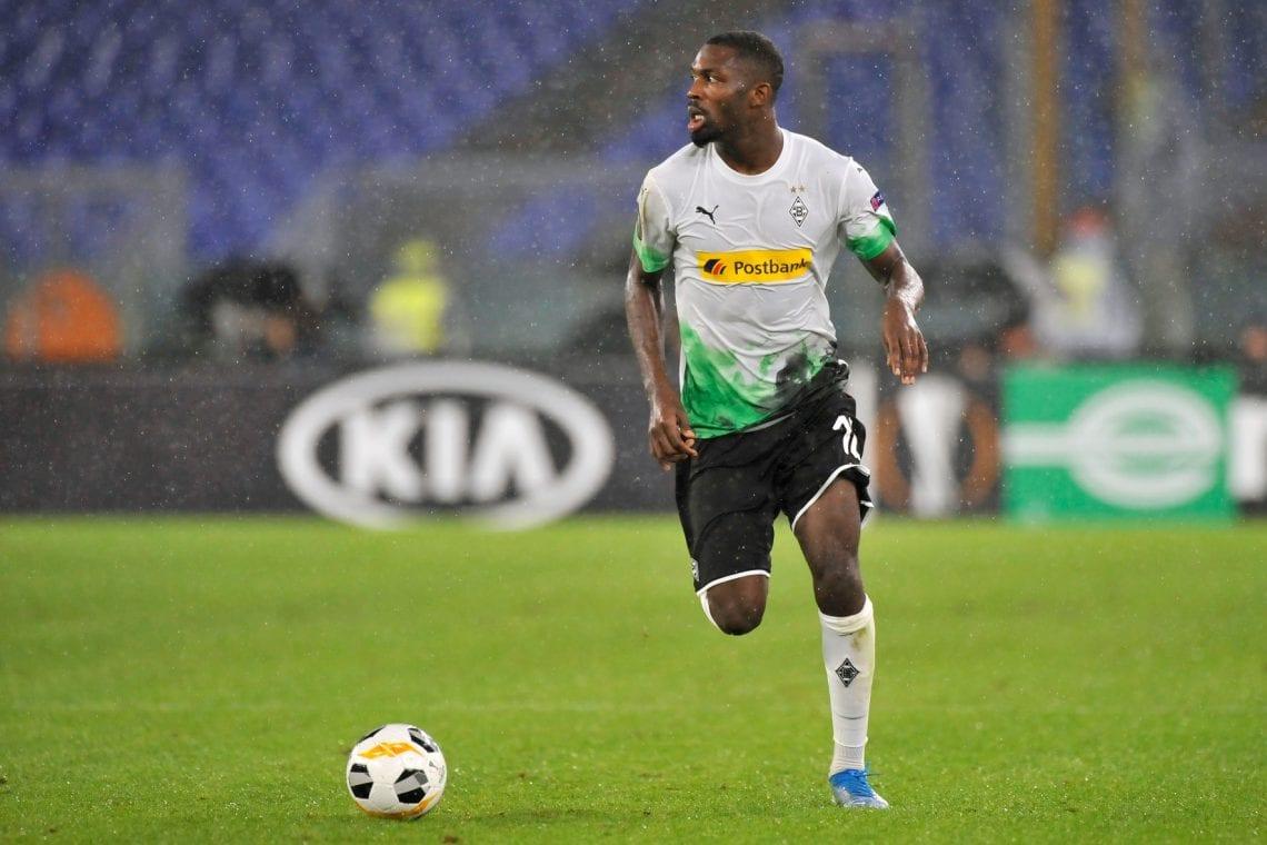 Piłkarz Borussii Mönchengladbach
