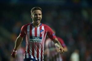 Saul piłkarz Atletico Madryt