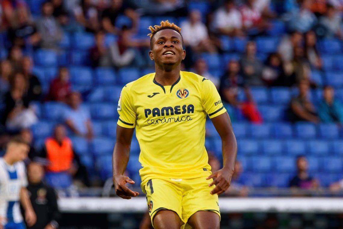 Samuel Chukwueze piłkarz Villarreal