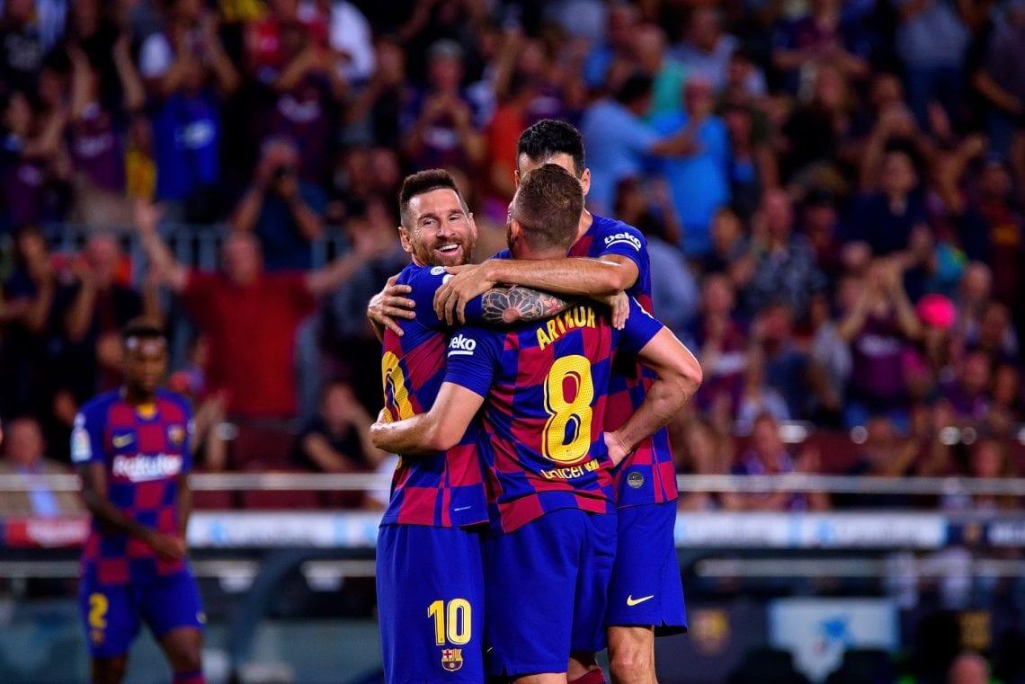 Radość Barcelona