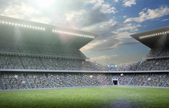 Stadion piłkarski