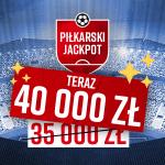 piłkarski jackpot z kodem promocyjnym Betclic
