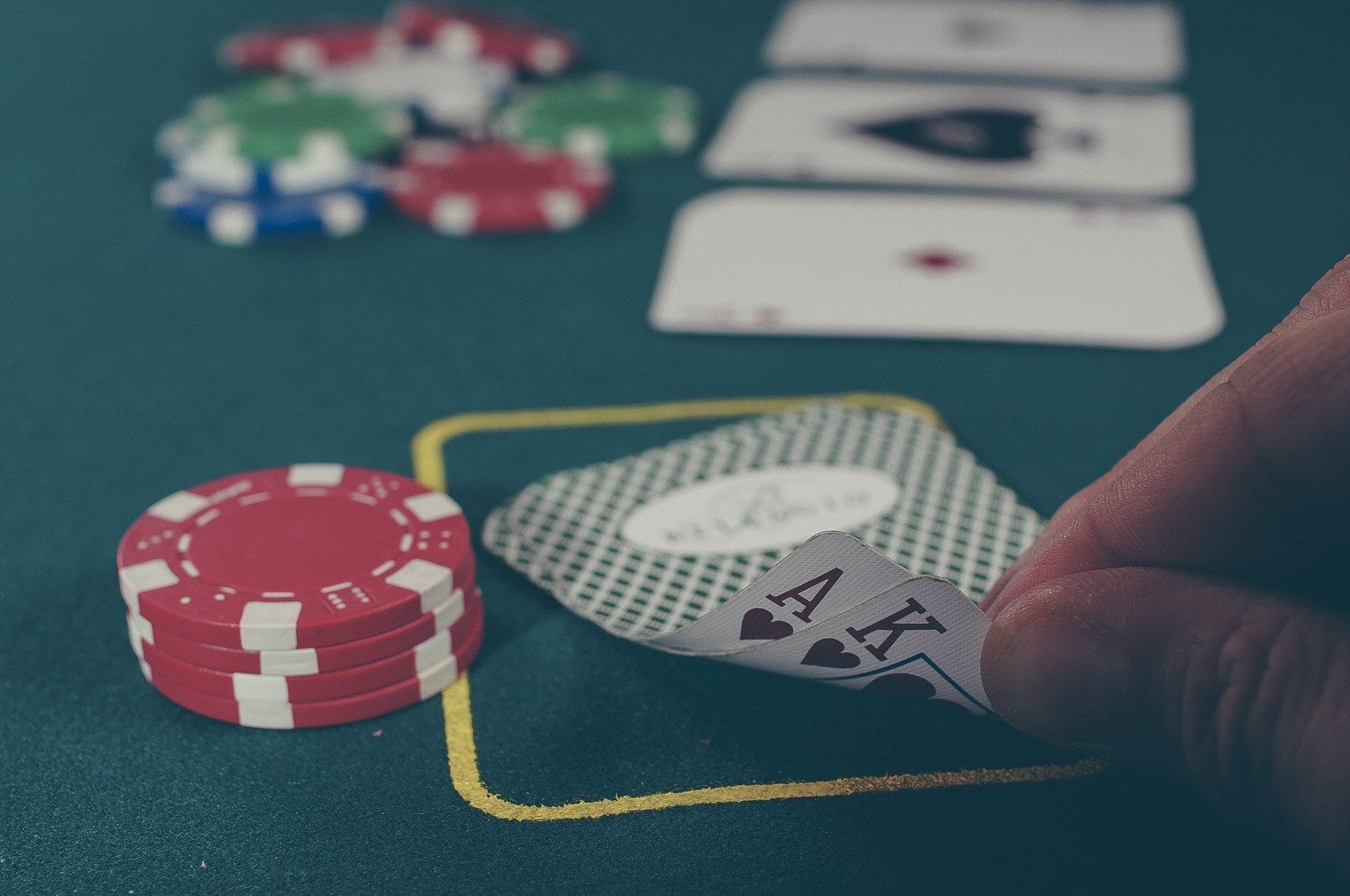 Strona do grania w pokera za pieniądze - Gdzie grać?