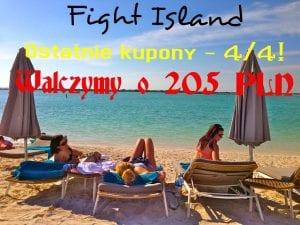 Okładka do UFC na Fight Island