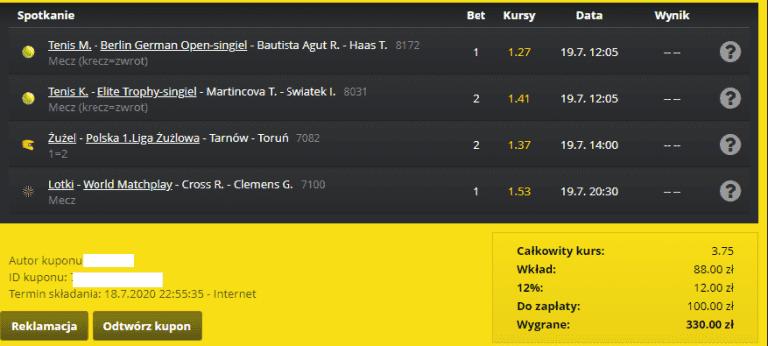 AKO zuzel+tenis+dart - fortuna