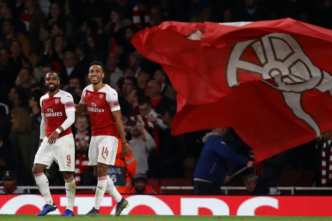 Piłkarze Arsenalu