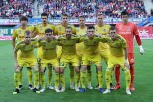 Białoruś drużyna BATE